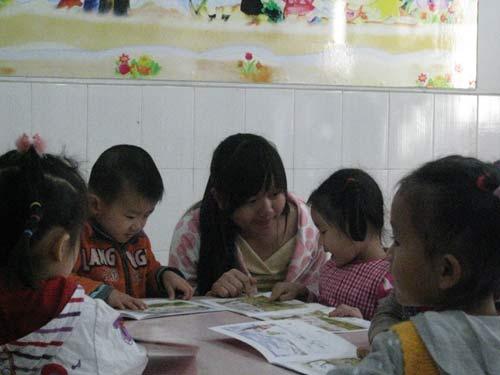 2008级幼师就业班实习小结